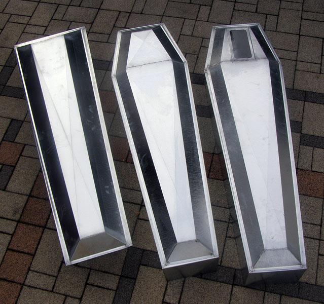 Limeni ulošci za pogrebne sanduke